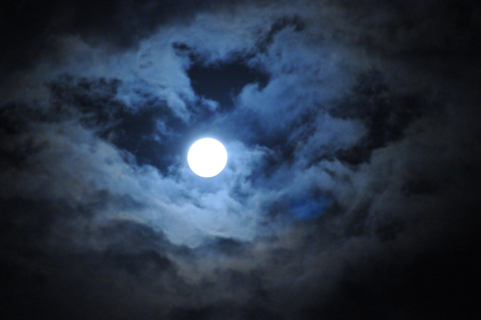 สำนวนภาษาอังกฤษเกี่ยวกับ Moon