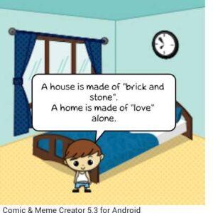 House กับ Home